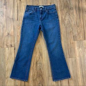 Levi's 515 bootcut women's jeans Sz 10 short